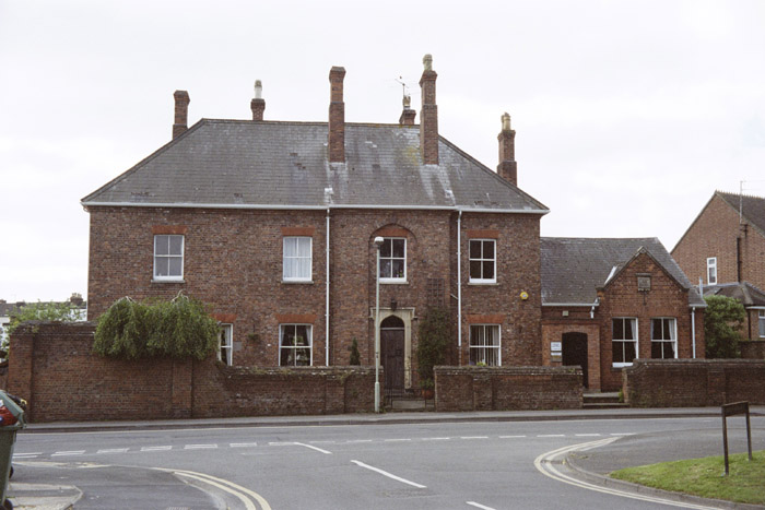 The Old Gaol and Police Station, Bredon Road, Tewkesbury