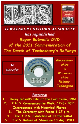 Last Train From Tewkesbury dvd