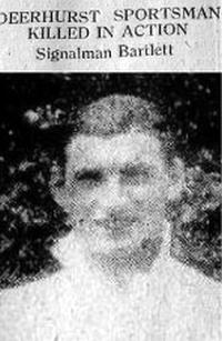 Signalman r. bartlett