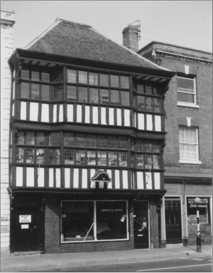 Old Hat Shop in 1986