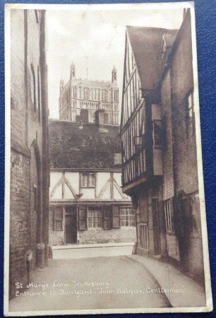 Postcard by Abbey Studios