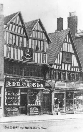 The Berkeley Arms in 1910