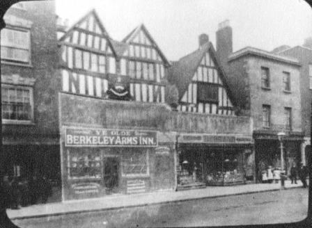 Berkeley Arms also in 1910